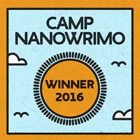 July Camp NanoWrimo